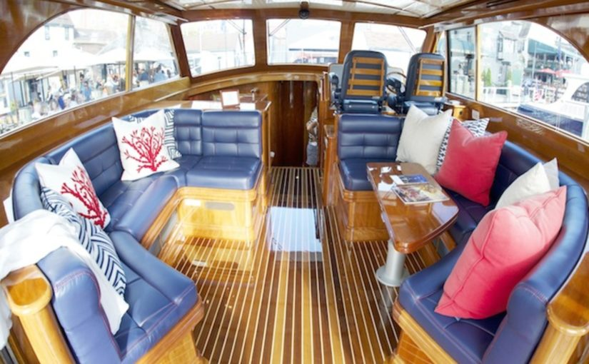Awesome Ideas for Upgrading Your Yacht
